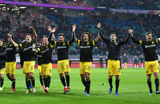 Witsel winner keeps Dortmund six points clear in Bundesliga