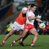 3 red cards and 0-9 for McCurry as Tyrone edge Armagh in Dr McKenna Cup final