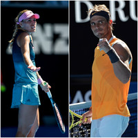 3-time Slam champion Kerber stunned as Nadal powers into quarter-finals