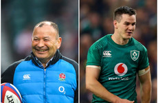 Eddie Jones says Johnny Sexton has a 'bat phone to the referee'