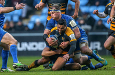 As it happened: Wasps vs Leinster, Heineken Champions Cup