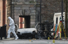 'A callous act': Two men (20s) arrested following suspected car bomb in Derry city centre