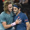 20-year-old Tsitsipas knocks defending champion Federer out of Australian Open