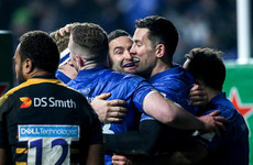 Leinster set up European quarter-final against Ulster with powerful win at Wasps