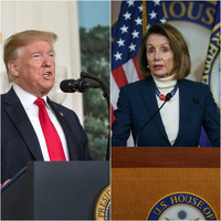 'She's behaved so irrationally': Trump lashes out at Pelosi for rejecting proposed border wall deal