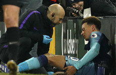 More woe for Spurs amid Dele Alli blow