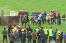 Back on the saddle: amateur jockey produces incredible recovery to win in Cork