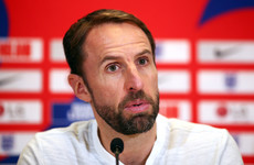 'Hugely excited' England boss Southgate cools Manchester United talk