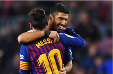 Lionel Messi comes off the bench to rescue below-par Barcelona