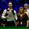 Judd Trump overpowers Ronnie O'Sullivan in Masters final