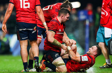 Van Graan wary of Edinburgh away from 'deafening' Thomond Park cauldron