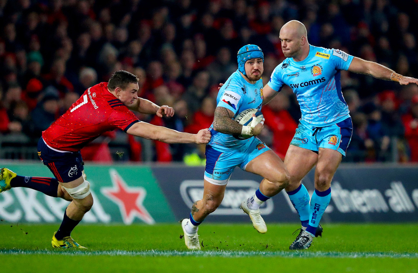 Excellent Business As Exeter Tie England Trio Down To New Deals The42