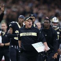 The Saints learn that you should never leave it close enough for NFL referees to decide a game