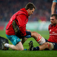Munster's Tadhg Beirne ruled out of opening rounds of Six Nations