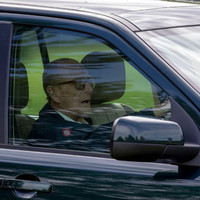 Police speak to Prince Philip about driving without seatbelt two days after accident