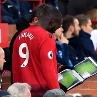 Lukaku hits out at 'lies' amid Man Utd exit talk