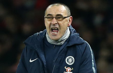 Maurizio Sarri: I am not scared of straight-talking or player power at Chelsea