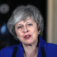 Theresa May rules out second Brexit referendum in Plan B speech