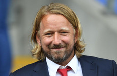 Sven Mislintat is leaving Arsenal after just 14 months