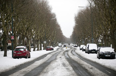 Snow-ice warning issued by Met Éireann