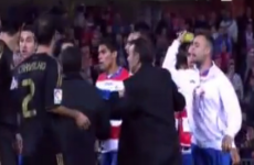 La Liga player hit with three-month ban for throwing bottle at referee