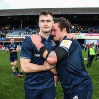 O'Brien loving journey from half-time mini to big-hitting centre