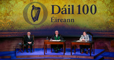 As it happened: President, TDs and Senators reflect on 100 years of Irish democracy