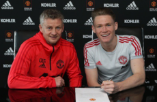 'Constantly improving' McTominay signs new long-term deal at Manchester United