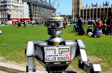 Killer robots could lead to 'new arms race with terrifying consequences', Amnesty International says