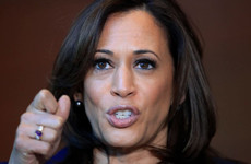 Kamala Harris joins crowded field of Democrats taking on Trump
