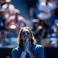 Stefanos Tsitsipas: Federer conqueror books place in 'fairytale' Slam semi-final