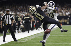 NFL eyes expanded video after botched Saints call - reports