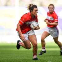 'Massive shoes to fill' following her sister, a Páirc Uí Chaoimh bow, and that magical club win