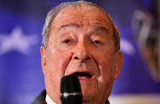 Bob Arum: Joshua desperately needs to fight in the United States