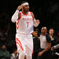Rockets trade Carmelo Anthony to Chicago Bulls, but he may still end up with LeBron's Lakers