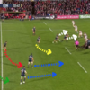 Analysis: Connacht's clever bounce-back attack cuts Bordeaux apart