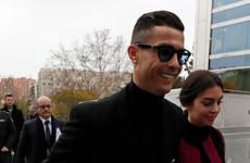 Ronaldo accepts €18.8m fine for tax evasion
