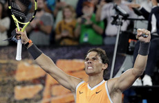 Relentless Rafa Nadal crushes giantkiller Tiafoe to set up Tsitsipas semi-final