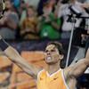 Relentless Rafa Nadal crushes giantkiller Tiafoe to set up Tsitsipas semi-final