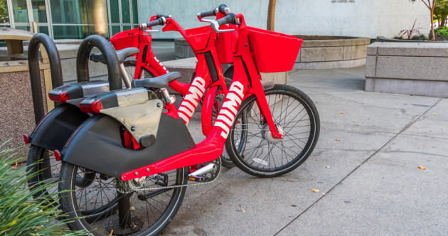 Uber's plan to deploy stationless e-bikes in Dublin has been rebuffed by officials