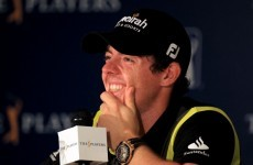 Rory McIlroy looking forward to Sawgrass test