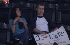 This is the most awkward first date we've ever seen...