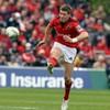 Ronan O'Gara back in Munster squad ahead of trip to Swansea