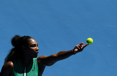 Williams wilts at match point as Pliskova powers into Australian open semis