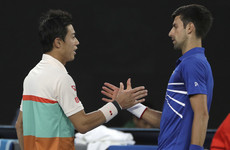 Epics take their toll as Nishikori injury puts Djokovic one step closer to Australian Open record