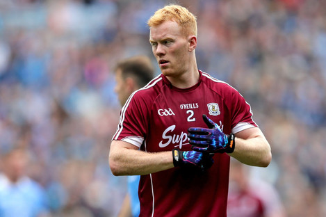 Declan Kyne: 'you can't be afraid of any team'.