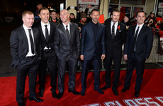 Beckham joins Class of 92 team-mates by buying stake in Salford City