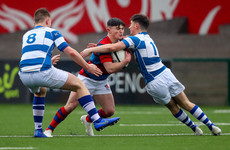 Rockwell power into Munster Senior Cup quarter-finals with six-try win