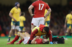 Halfpenny, Davies and Williams set to miss Wales' Six Nations opener with France
