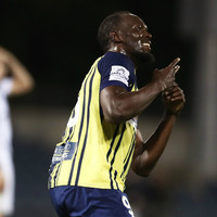Usain Bolt calls time on ill-fated attempt at a football career